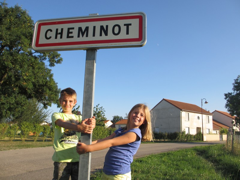 Bienvenue à Cheminot